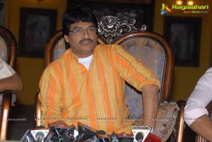 Manchu Entertainment UKUP Press Meet