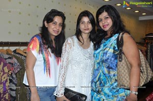 Orange Feathers Designer Boutique Launch in Hyderabad