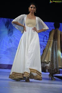 Pranns Fashion Show at HICC, Hyderabad Photos