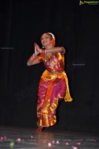 Kuchipudu Performance by Sanjukta Koppolu at Ravindra Bharathi