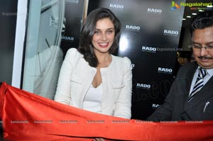 Rado A Swiss Designer Watch Store Launch at Jubilee Hills, Hyderabad