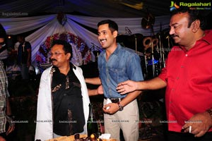 Producer Ramesh Puppala Birthday Bash 2012 at Taj Deccan Photos