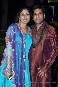 Manohar Choudharys Daughter Satyalika Sangeet Function