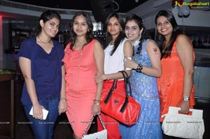 Shipra Gandhi Birthday Bash at Rain Pub Hyderabad
