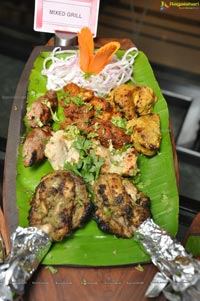 Sizzler Food Festival at Aditya Park Hyderabad