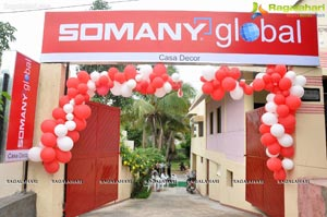Hyderabad Somany Showroom Launch