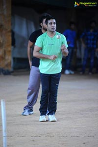 Star Cricket T20 Practice Match Day 2 Photos