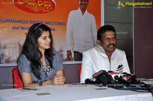 Bommarillu Group signs Taapsee as brand ambassador