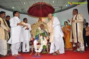 Tanikella Bharani Sahitya Puraskaram 2012 Photos