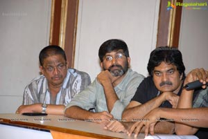 Rajamouli - Suresh Babu's Anti Piracy Cell Press Meet