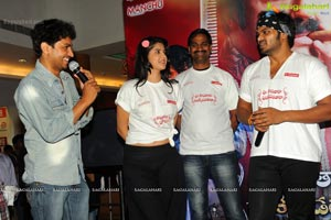 UKUP Flash Mob at Orbit Mall Hyderabad