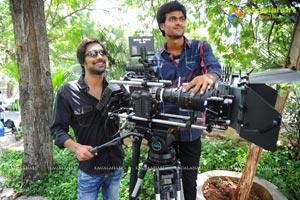 Varun Sandesh Hari Priya Film Muhurat Photos
