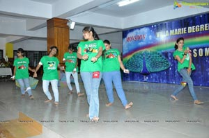 Villa Marie Degree College For Women 2012 Freshers Party