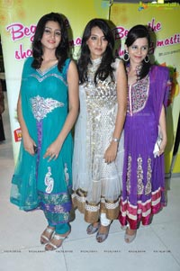 Hyderabad Zooni Centre 2012 Ramzan Festive Collection Launch