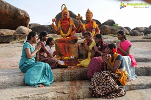 Dakshina Madhya Railway Jattu Movie Stills