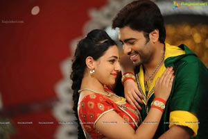 Nara Rohit, Nithye Menen Okkadine Movie Stills