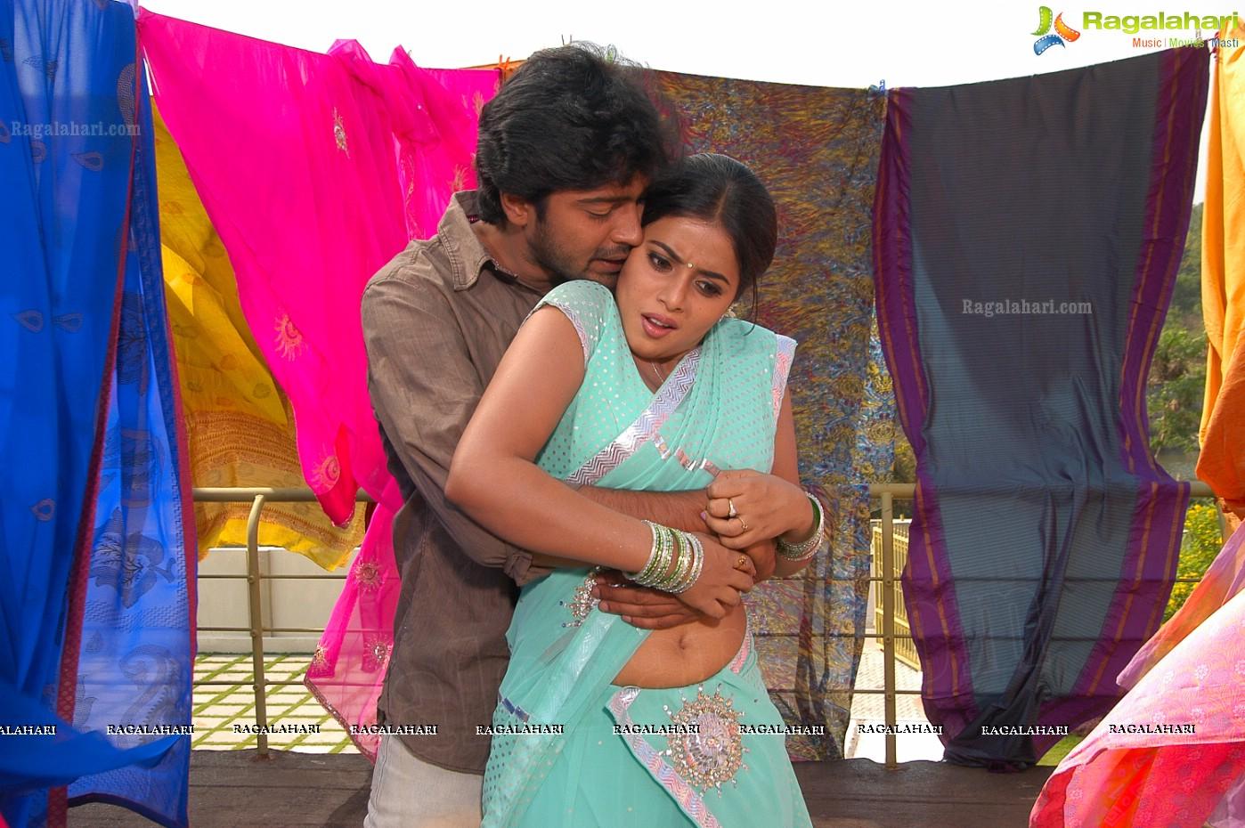 Allari Naresh And Poorna's Seema Tapakai Romantic Photos