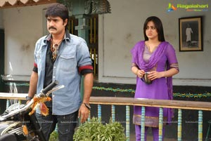 Srikanth and Aksha's Satruvu Movie Stills