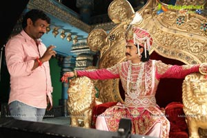 Srikanth Devaraya Working Stills
