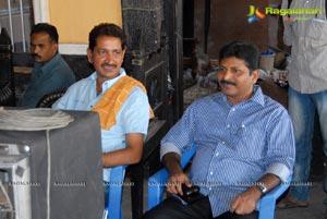 Bhimaneni Srinivasa Rao Sudigadu Working Stills