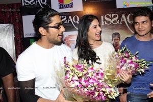 Issaq Press Meet Hyderabad