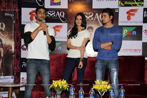 Issaq Press Meet Hyderabad
