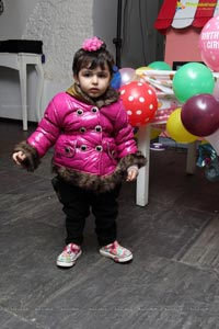 Kashika Baid Birthday Party