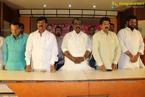 RK Goud Felicitation Ceremony
