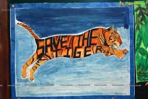 World Tiger Day Celebrations by Aircel