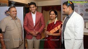 Youngest CA - Nischal Narayanam