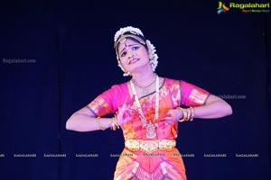 Srimukhi's Bharatanatyam Arangetram