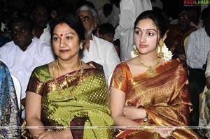 Jayam Ravi Aarthi Wedding Function