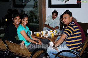 Beyond Coffee Launch at Jubilee Hills Road No.36, Hyderabad