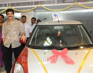 Sai Services Maruti Showroom Launch in Erragadda, Hyderabad