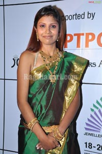 Hyderabad Jewellery, Gem, Pearl fair Press Meet