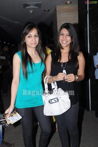 Hyderabad P3P's attend the Rajneethi Premiere at Inox