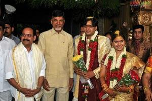 Sowbhagya Lakshmi- Shravan Kumar Wedding Function