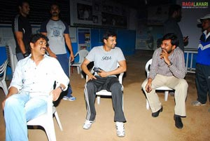 Tollywood Cricket Practice