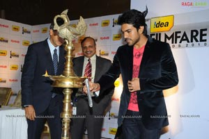 58th Idea Filmfare Awards 2010 South Curtain Raiser