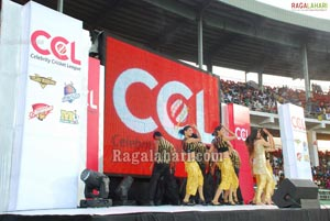 Visakhapatnam Celebrity Cricket League 2011
