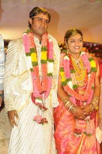 Deepika and Saveen Indla's Wedding Photos