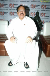 Aakruti Dental Laser and Implant Center Launch by M Venkaiah Naidu