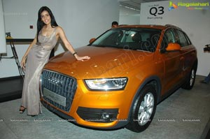 Audi Q3 Launch in India