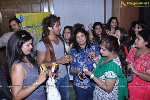 Dance with Terence Lewis at Hyder Mahal, Hyderabad