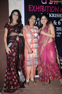 Designer Vijay Rana introduces Aarti Vijay Gupta's New Collection