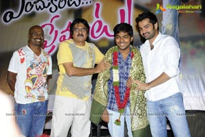 GV Prakash Kumar's Endukante Premanta Audio Success Meet