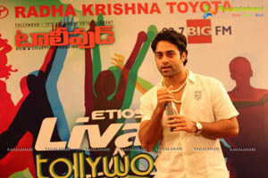 Etios Liva Tollywood Star Hunt