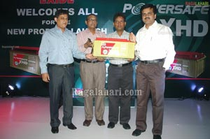 June 2012: Exide launches range of UPS batteries