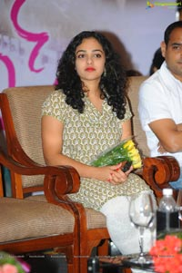 Nithin and Nithya Menen's Ishq 100 Days Celebrations