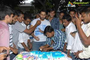 Nithiin celebrated Ishq 100 Days with fans